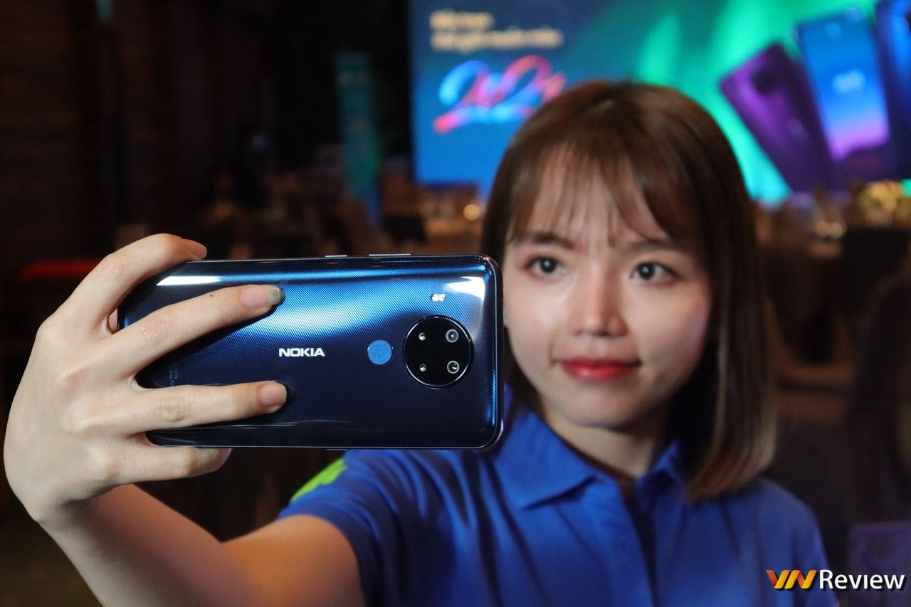 Nokia 5.4 ra mắt tại Việt Nam: quay được video RAW H-Log 21:9, giá 4,99 triệu đồng