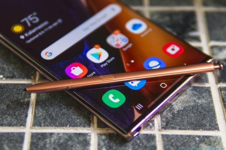 Lịch sử lặp lại khi Galaxy Note 20 lại gặp vấn đề về cảm biến vân tay