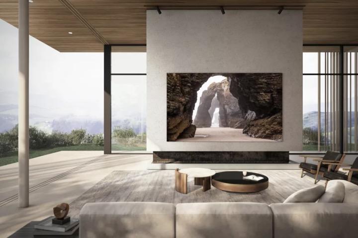 """Samsung ra mắt TV MicroLED độ phân giải 4K giá """"chỉ có"""" 3,6 tỷ đồng"""