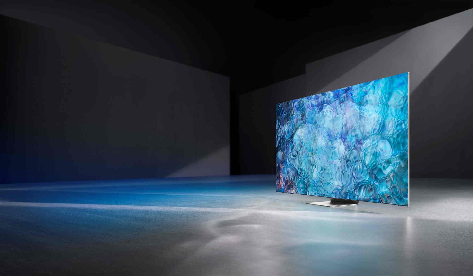 Samsung giới thiệu thế hệ TV QLED mới gọi là Neo QLED, dùng đèn nền miniLED