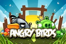 Angry Birds sắp có trên Samsung Smart TV