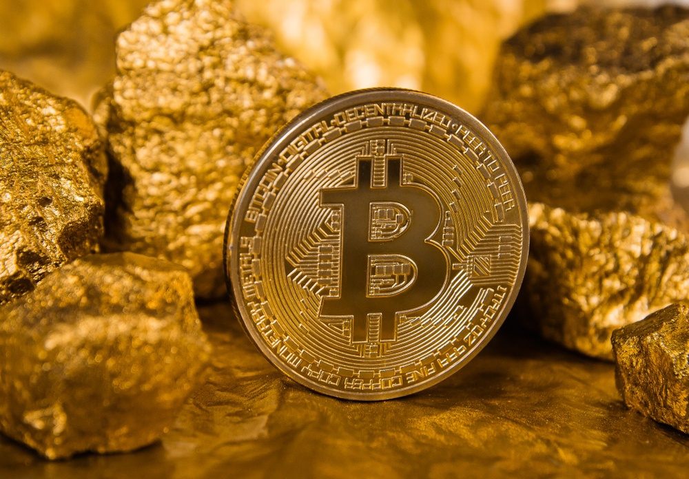 Giá Bitcoin vượt mốc 40.000 USD/đồng