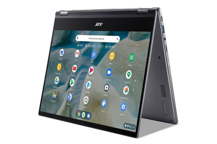 Acer công bố Chromebook Spin 514 sử dụng chip AMD Ryzen