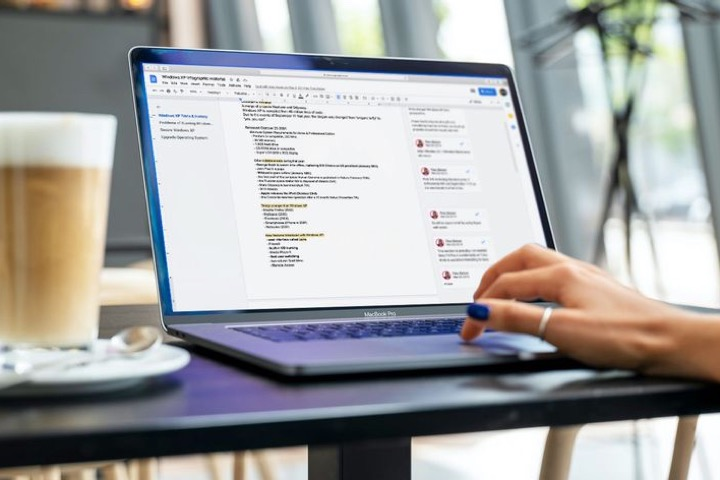 7 thao tác bạn cần học lại khi chuyển từ Word sang Google Docs