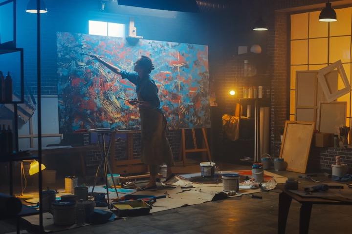 Người ta làm giả một tác phẩm nghệ thuật như thế nào?