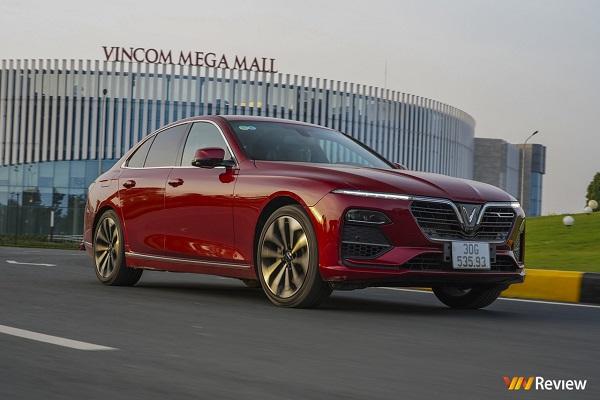 18 mẫu xe ô tô tiếp tục được ưu đãi 50% phí trước bạ sang năm 2021
