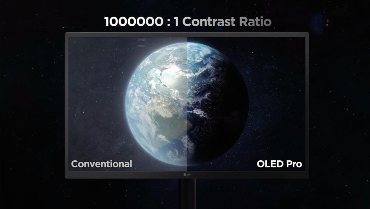 LG giới thiệu màn hình OLED 4K 32 inch cho dân đồ họa, chỉnh sửa ảnh