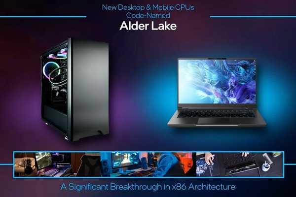 Intel hé lộ chip thế hệ 12 thách thức ARM và Apple M1