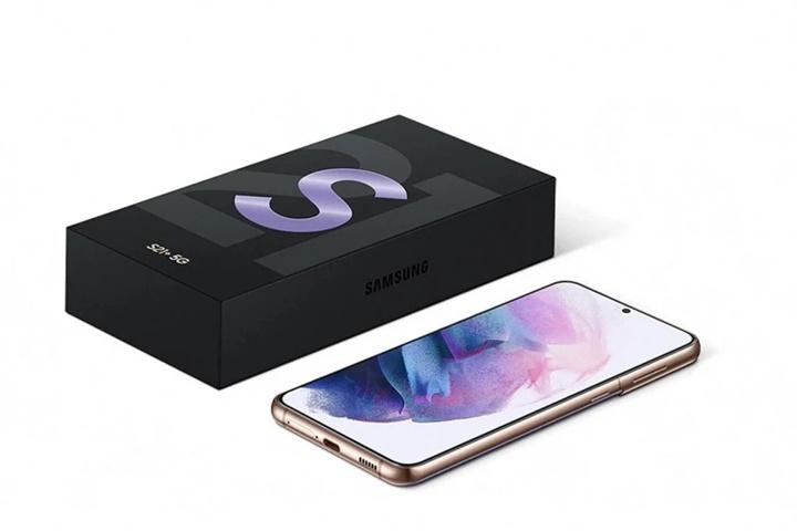 Galaxy S21 không kèm bộ sạc, không có khe cắm thẻ microSD