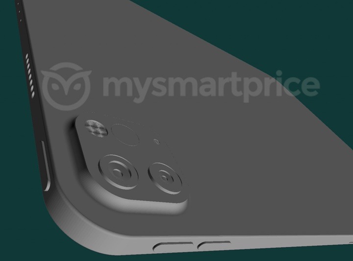 Lộ diện ảnh render iPad Pro 11 inch, 12.9 inch mới