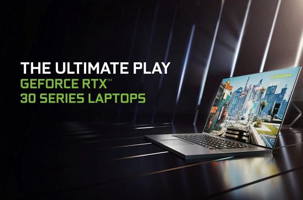 NVIDIA ra mắt RTX 30-series cho laptop và RTX 3060 cho desktop