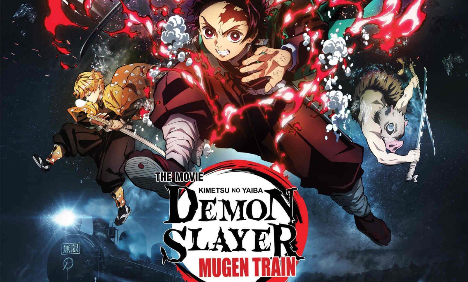 """Báo Nhật: phim chiếu rạp """"Demon Slayer"""" mang về nhiều tiền nhất cho Sony"""