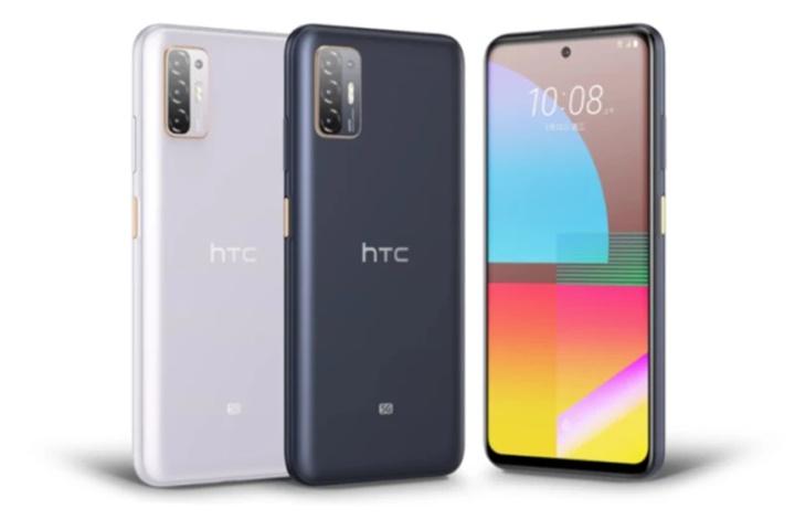 HTC Desire 21 Pro 5G lặng lẽ ra mắt: màn hình 90Hz, camera 48MP, pin khủng