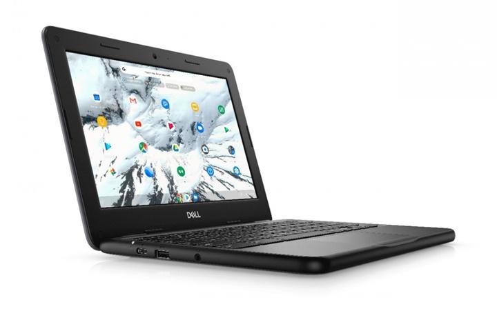 Dell ra mắt Chromebook giá cả phải chăng mới với tùy chọn LTE