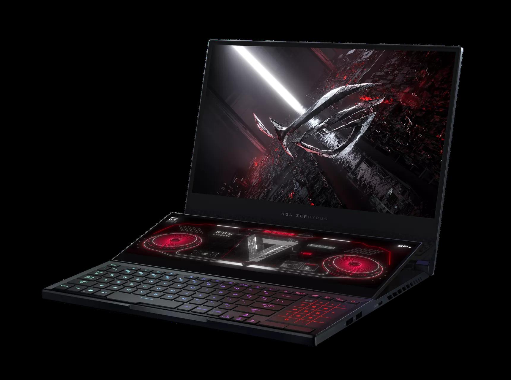 Asus trình làng dòng laptop chơi game ROG 2021 mới, bao gồm một phiên bản có thể biến đổi