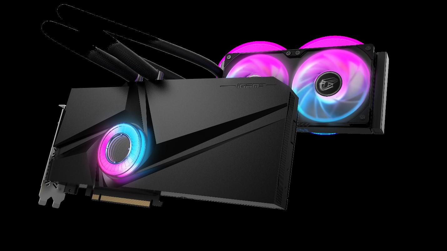 Colorful trình làng GPU iGame GeForce RTX 3090 Neptune tích hợp tản nước cùng loạt RTX 3060 mới