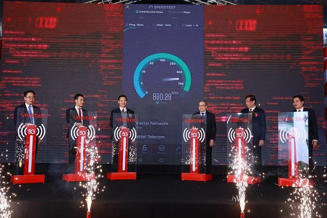 Yên Phong I, Bắc Ninh trở thành khu công nghiệp đầu tiên có sóng 5G trên toàn quốc