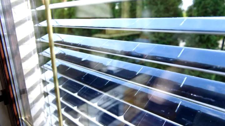 Công nghệ rèm cửa kiêm pin năng lượng Mặt trời của Nhật Bản kỳ vọng sẽ thay đổi thế giới