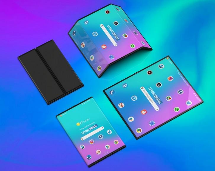 Lộ diện ảnh chụp nguyên mẫu điện thoại gập của Xiaomi ngoài đời thực