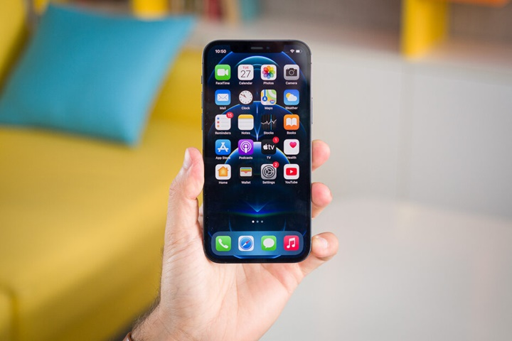 iPhone tiếp theo có thể là iPhone 12S, có Touch ID trong màn hình