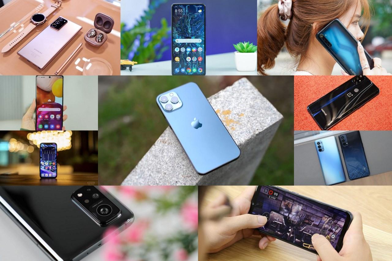 VnReview chọn ra 10 smartphone chính hãng đáng mua nhất 2020