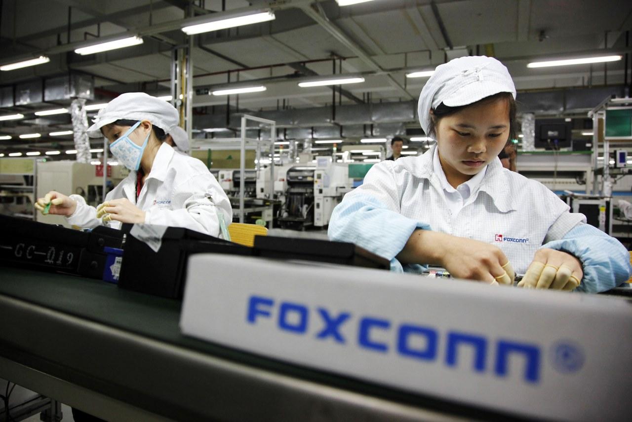 Foxconn sẽ sản xuất 8 triệu iPad và Macbook mỗi năm tại Việt Nam