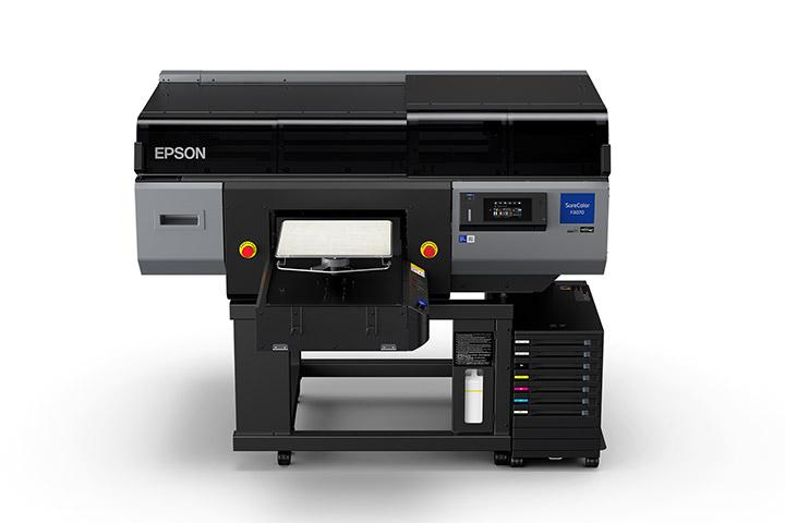 Epson ra mắt máy in phun trực tiếp lên áo cấp độ công nghiệp