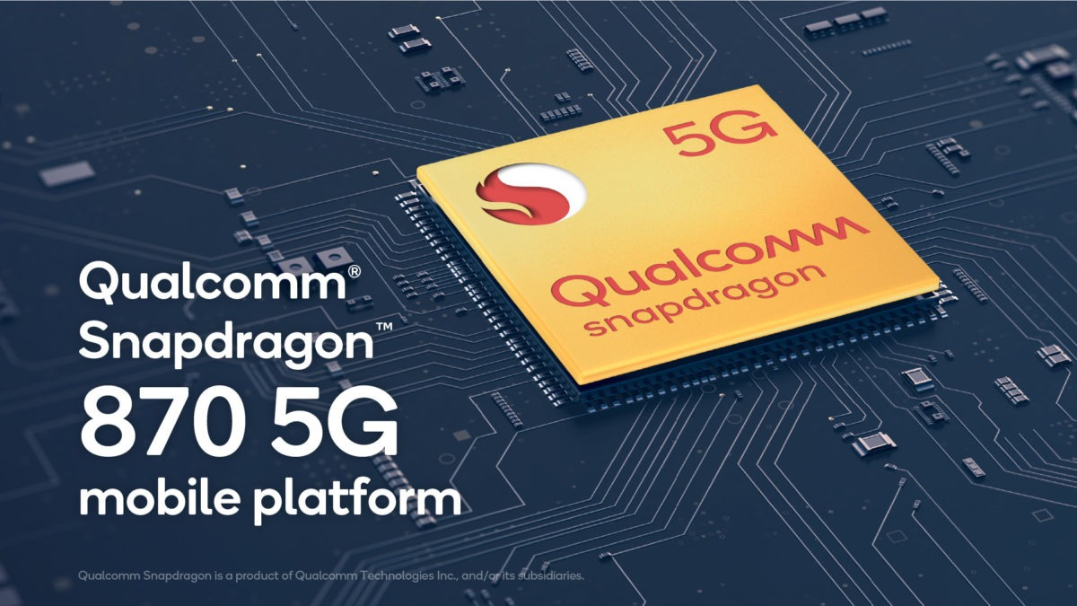 Qualcomm trình làng Snapdragon 870: tiến trình 7nm, phiên bản cải tiến của Snapdragon 865 năm ngoái