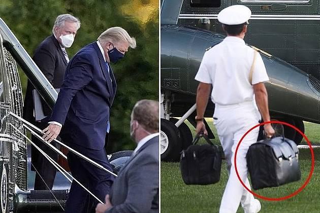 Tổng thống Trump sẽ giao vali hạt nhân cho ông Biden như thế nào?