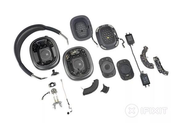 """Mổ xẻ AirPods Max mới thấy tai nghe của Sony và Bose trông như """"đồ chơi"""""""