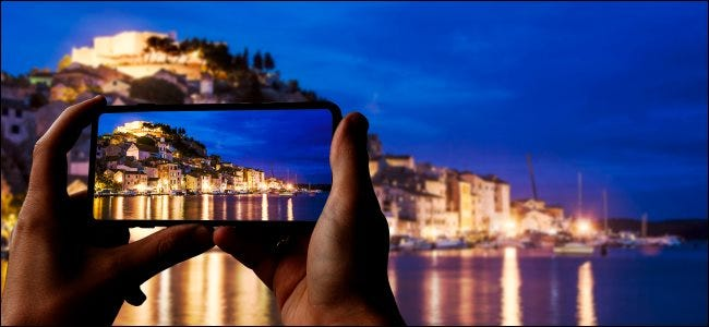 """""""Chế độ chụp đêm"""" trên camera smartphone hoạt động như thế nào?"""