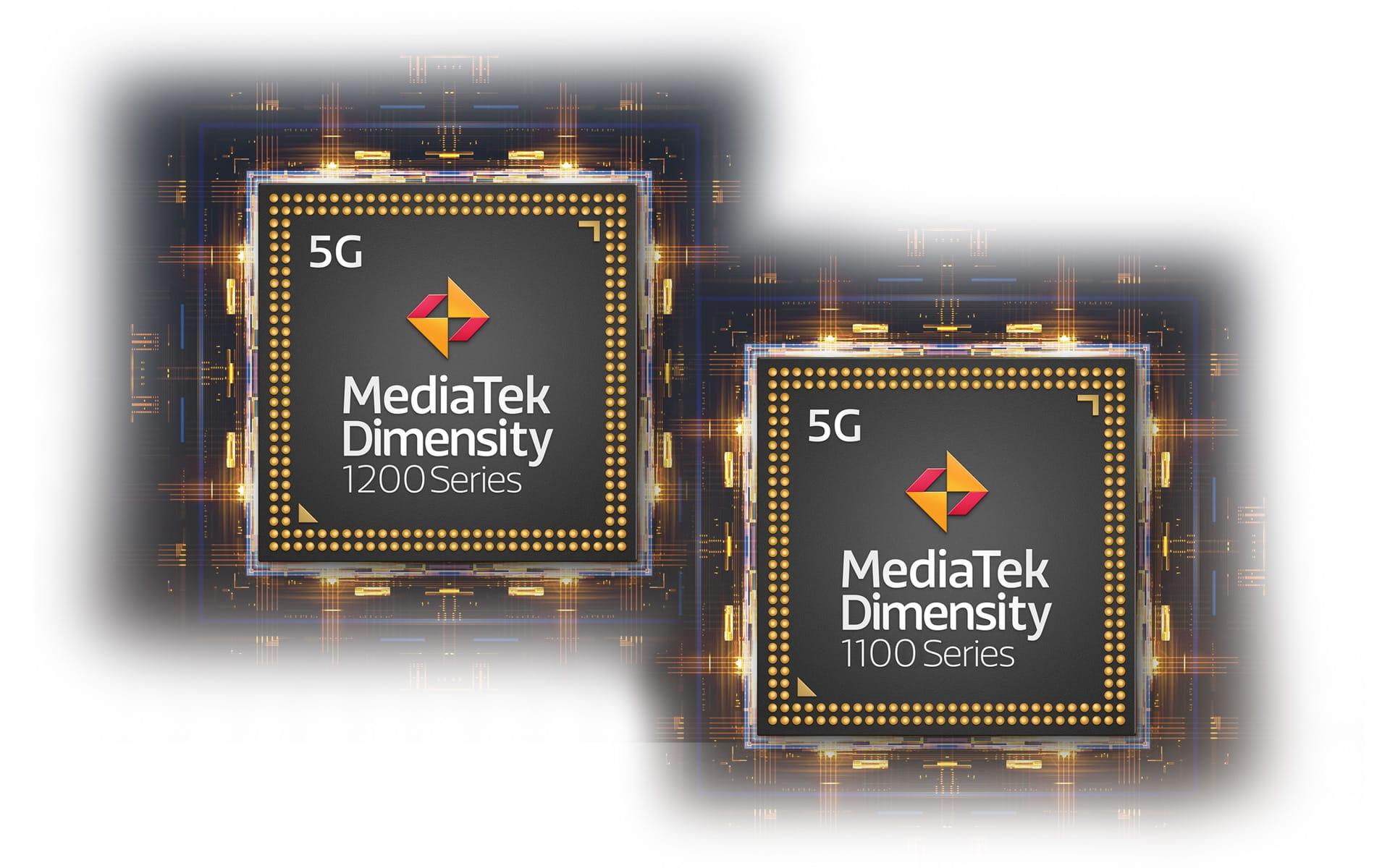 MediaTek trình làng Dimensity 1200: hỗ trợ tần số quét 168Hz, dò tia cùng camera 200MP