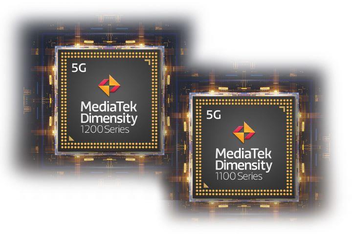 MediaTek trình làng Dimensity 1200 và 1100: mang ray tracing lên smartphone, hỗ trợ camera 200MP, màn hình 168Hz