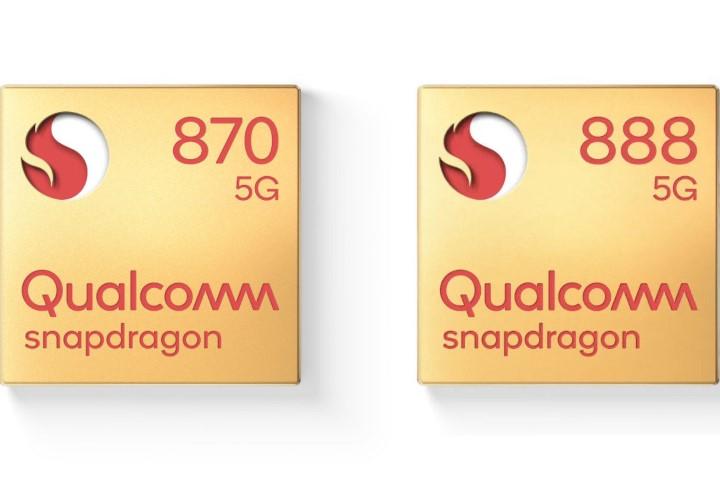 Đâu là sự khác biệt giữa 2 con chip Snapdragon 870 và Snapdragon 888 của Qualcomm?