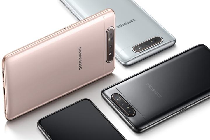 Galaxy A82 5G là chiếc điện thoại có camera xoay tiếp theo của Samsung?