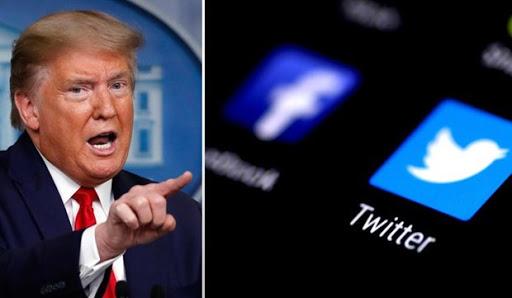 Nếu Twitter không cấm cửa Tổng thống Trump…