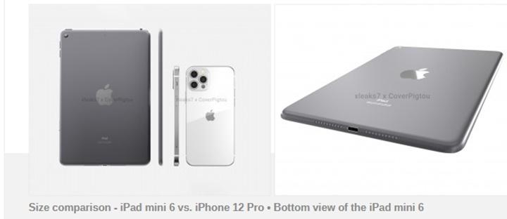 iPad mini 6 sẽ sử dụng camera selfie dạng đục lỗ?