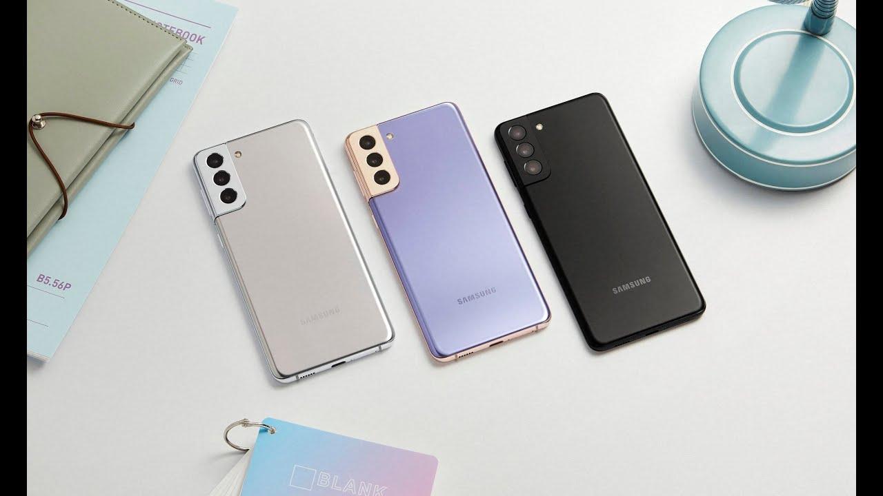 Samsung Unpacked 2021: S21 series trình làng không kèm củ sạc; Galaxy Buds Pro, SmartTag giá hấp dẫn