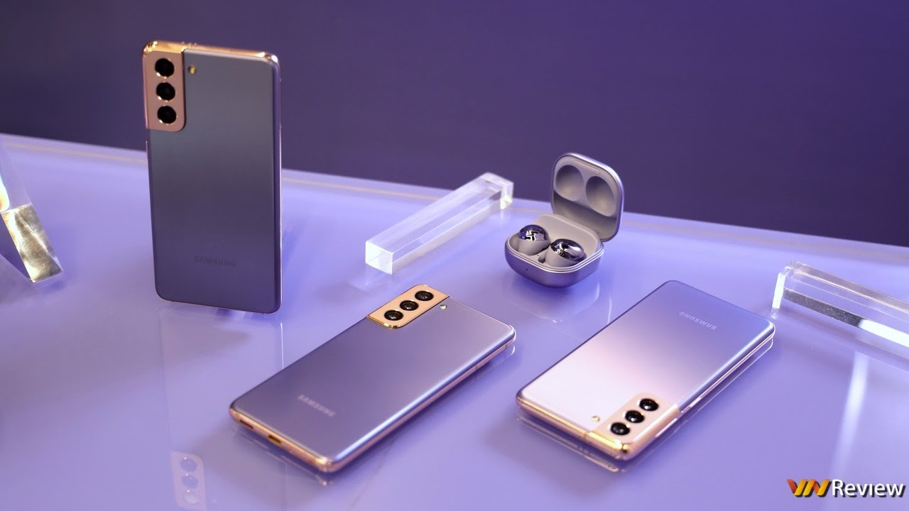 Đánh giá nhanh Galaxy S21 Tím Mộng Mơ ngay tại Việt Nam: nhỏ nhắn, xinh xắn hợp với các chị em
