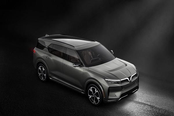 VinFast hé lộ 3 xe ôtô điện tự lái ra mắt cuối năm 2021, bán ở VN và xuất đi Mỹ, châu Âu