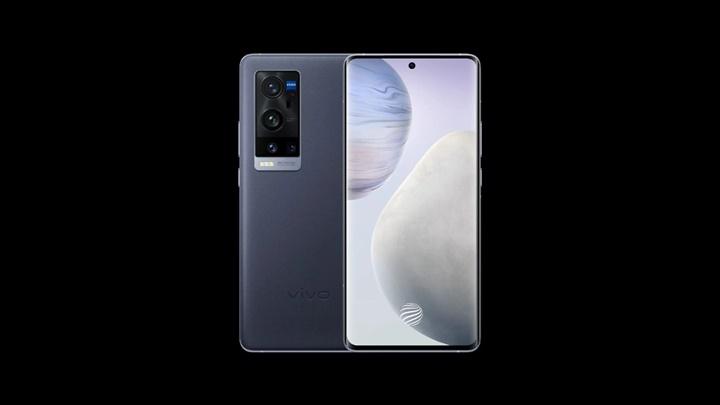 Vivo X60 Pro + ra mắt với Snapdragon 888 và hai camera chính phía sau