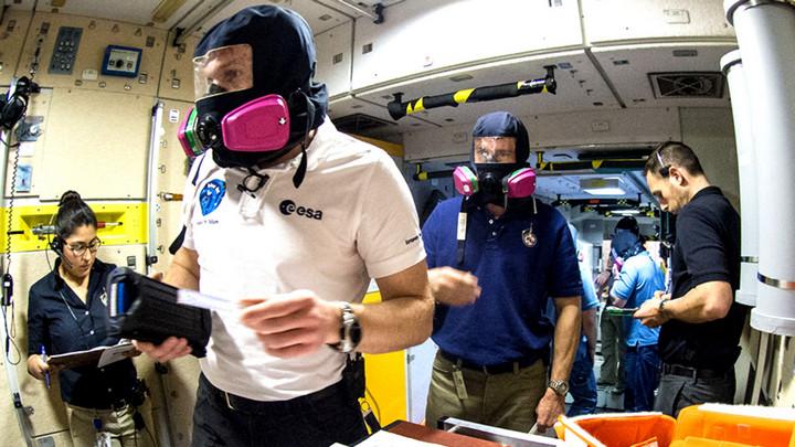 """Cận cảnh thử nghiệm """"phóng hỏa"""" bên trong tàu vũ trụ chở hàng trên trạm ISS"""