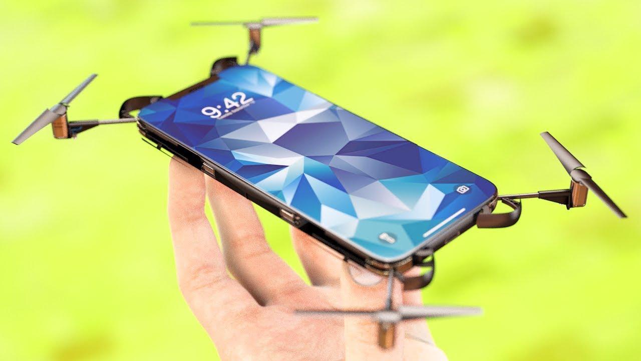 Dùng drone để buôn lậu 1.145 chiếc iPhone 12