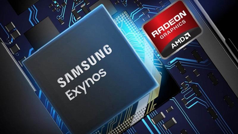 Con chip Exynos được trang bị GPU AMD của Samsung có hiệu năng mạnh mẽ hơn Apple A12 Bionic