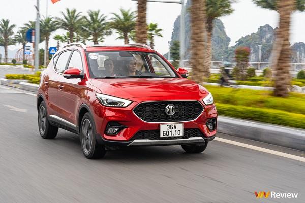 Soi loạt ô tô ra mắt Việt Nam đầu năm 2021