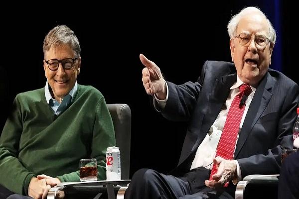 Tình bạn của các tỷ phú công nghệ