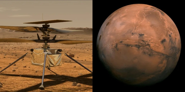 NASA sắp điều một máy bay trực thăng đến sao Hỏa, nhưng để làm gì?