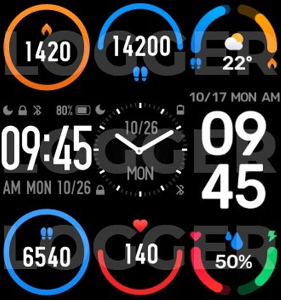 Xiaomi Mi Band 6 lộ diện với GPS, hỗ trợ các tính năng smart home