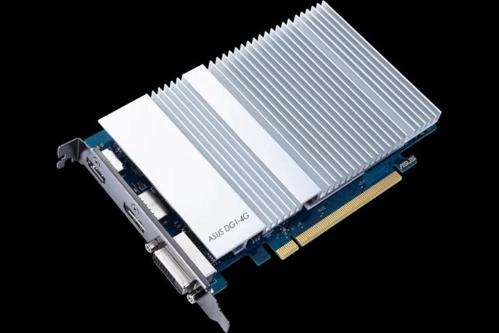 Đây là GPU Iris Xe đầu tiên của Intel dành cho desktop