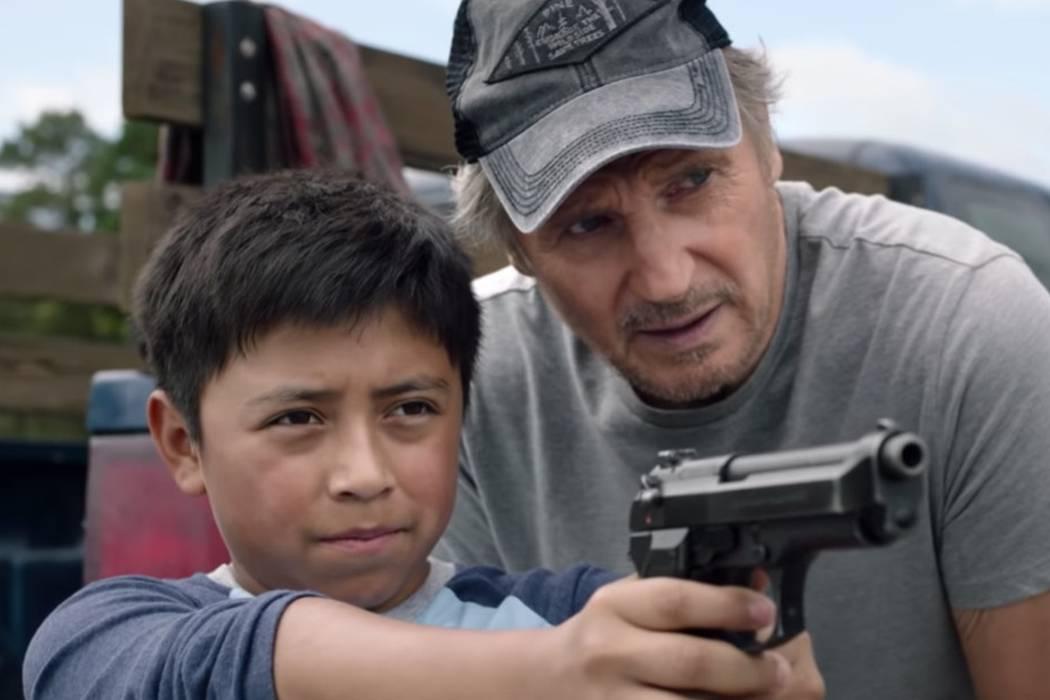 'Tay xạ thủ': Phim hành động Mỹ của Liam Neeson quá chậm rãi và nhạt nhẽo